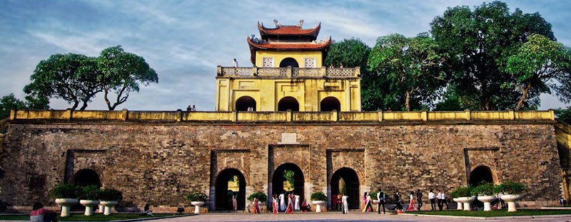 Imperial Cidatel of Thang Long - An attractive destination